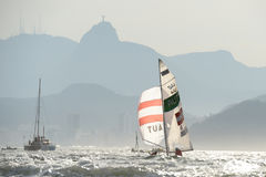 Olympic Games Rio 2016 Royalty Free Stock Image
