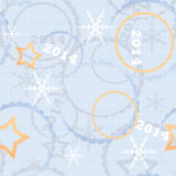 Olympic games 2014 seamless pattern Royalty Free Stock Images