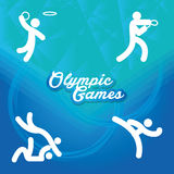 Olympic games Stock Photo