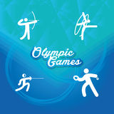 Olympic games Stock Photography