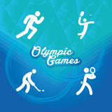 Olympic games Royalty Free Stock Photos