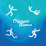 Olympic games Stock Photos