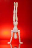 Olympic gymnast Stock Photos