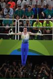 Gymnastic in Olympic games 2016. Olympic Gymnastic in Olympic Games Royalty Free Stock Image