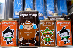 Olympic Maple Syrup Stock Images