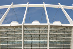 Olympic National Sports Complex in Kiev, Ukraine. Stock Photos