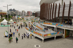 Olympic and Paralympic Park Stock Image