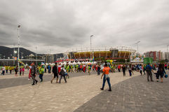 Olympic and Paralympic Park Stock Images