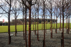 olympic park Royaltyfri Bild
