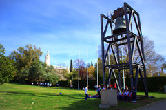 Olympic park Bell,Barcelona Stock Image