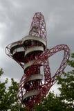 Olympic park London. Abstract olympic park scene of the London olympics 2012 London England Royalty Free Stock Photo
