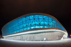 OLYMPIC PARK, SOCHI, RUSSIA - CIRCA MARCH 2015 Royalty Free Stock Photos