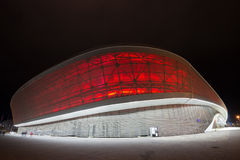 OLYMPIC PARK, SOCHI, RUSSIA - CIRCA MARCH 2015 Royalty Free Stock Image