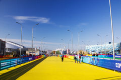 Olympic Park in Sochi Royalty Free Stock Photography