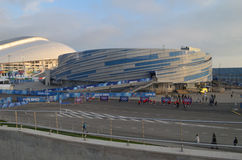 Olympic park in Sochi Stock Photo