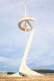Olympic park tower designed by Santiago Calatrava. Stock Images
