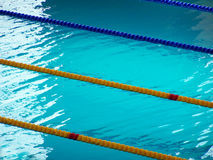 Olympic Pool Royalty Free Stock Photography
