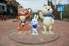 Olympic Sochi Royalty Free Stock Photography