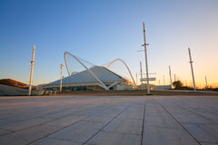 Olympic sports complex, Athens. Stock Image