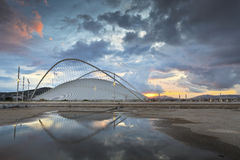 Olympic sports complex, Athens. Royalty Free Stock Image