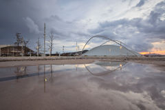 Olympic sports complex, Athens. Royalty Free Stock Images