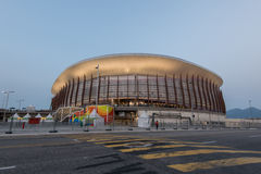 Olympic Sports Venues Royalty Free Stock Photo