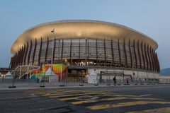 Olympic Sports Venues Stock Photos