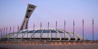 olympic stadion Arkivbild