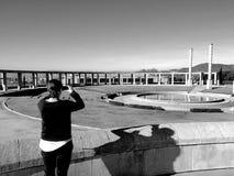 olympic stadion Royaltyfri Foto