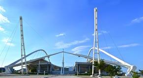 olympic stadion Arkivfoto
