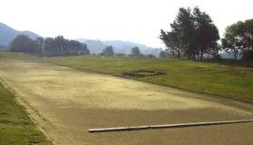 olympic stadion för olympia Arkivbilder