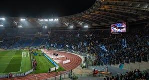 Olympic Stadium в Риме, Италии стоковая фотография