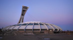 Olympic stadium Stock Images