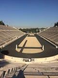Olympic stadium Athens. The original Olympic stadium in Athens, Greece Stock Photos