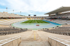 Olympic stadium Barcelona, Spain Stock Images