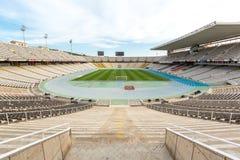 Olympic stadium Barcelona, Spain Stock Images