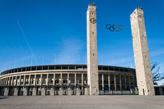 Olympic Stadium, Berlin Germany Royalty Free Stock Photography