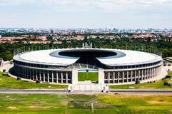 Olympic Stadium Berlin Stock Photo