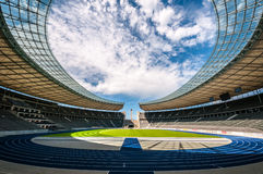 Olympic Stadium Berlin Stock Photography