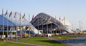 Olympic stadium Fisht in Sochi, Russia Stock Photos