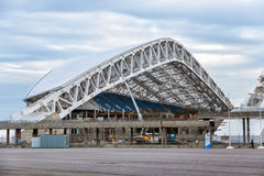 Olympic stadium Fisht in Sochi, Russia. Royalty Free Stock Images