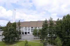 Olympic Stadium in Helsinki Royalty Free Stock Photos
