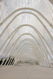 Olympic Stadium i Athens, Grekland Royaltyfria Foton