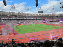 Olympic Stadium London 2012 Royalty Free Stock Image