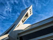 Olympic Stadium (Montreal) Royalty Free Stock Images