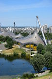 Olympic stadium in Munich, Germany Royalty Free Stock Image
