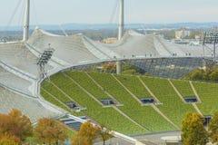 Olympic Stadium, Munich Stock Image