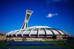Olympic stadium stock images