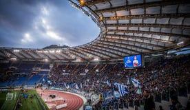 Olympic stadium in Rome, Italy Stock Photo