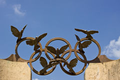 Olympic symbol Royalty Free Stock Images